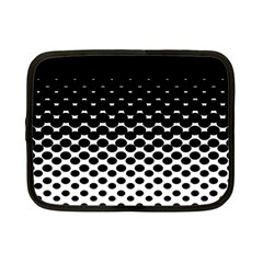 Halftone Gradient Pattern Netbook Case (small)