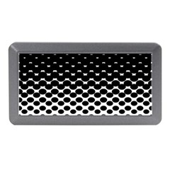 Halftone Gradient Pattern Memory Card Reader (Mini)