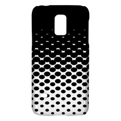 Halftone Gradient Pattern Galaxy S5 Mini