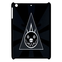 Abstract Pigs Triangle Apple Ipad Mini Hardshell Case