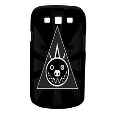Abstract Pigs Triangle Samsung Galaxy S Iii Classic Hardshell Case (pc+silicone)