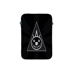 Abstract Pigs Triangle Apple iPad Mini Protective Soft Cases