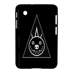 Abstract Pigs Triangle Samsung Galaxy Tab 2 (7 ) P3100 Hardshell Case