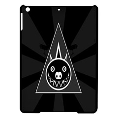 Abstract Pigs Triangle iPad Air Hardshell Cases