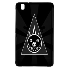 Abstract Pigs Triangle Samsung Galaxy Tab Pro 8.4 Hardshell Case
