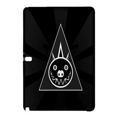 Abstract Pigs Triangle Samsung Galaxy Tab Pro 12.2 Hardshell Case