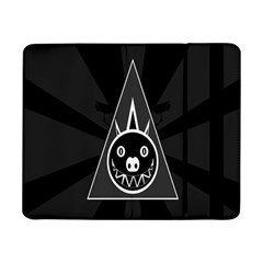 Abstract Pigs Triangle Samsung Galaxy Tab Pro 8 4  Flip Case