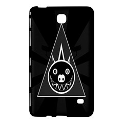 Abstract Pigs Triangle Samsung Galaxy Tab 4 (8 ) Hardshell Case