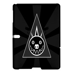 Abstract Pigs Triangle Samsung Galaxy Tab S (10.5 ) Hardshell Case