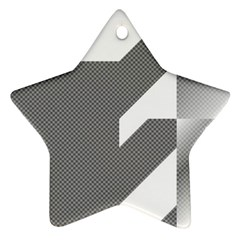Gradient Base Ornament (Star)