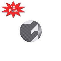Gradient Base 1  Mini Buttons (10 Pack)