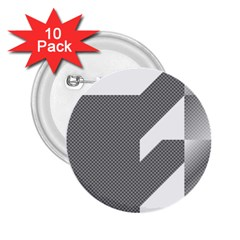 Gradient Base 2 25  Buttons (10 Pack)