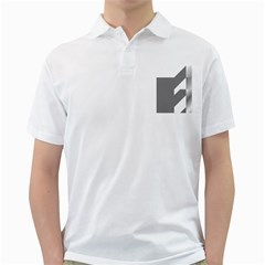 Gradient Base Golf Shirts