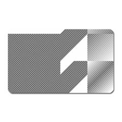 Gradient Base Magnet (rectangular)