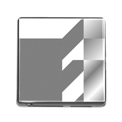 Gradient Base Memory Card Reader (square)