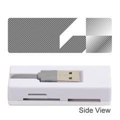 Gradient Base Memory Card Reader (stick)