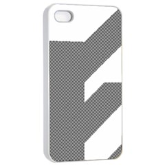 Gradient Base Apple Iphone 4/4s Seamless Case (white)