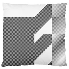 Gradient Base Large Cushion Case (two Sides)