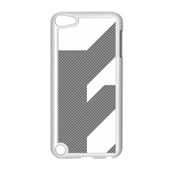 Gradient Base Apple iPod Touch 5 Case (White)