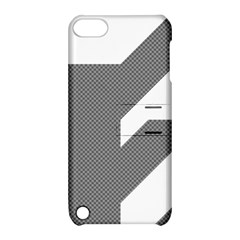 Gradient Base Apple iPod Touch 5 Hardshell Case with Stand