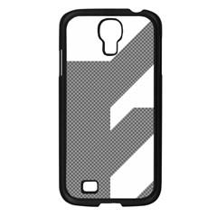 Gradient Base Samsung Galaxy S4 I9500/ I9505 Case (Black)