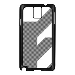 Gradient Base Samsung Galaxy Note 3 N9005 Case (Black)