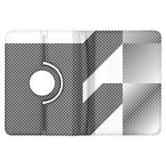 Gradient Base Kindle Fire HDX Flip 360 Case