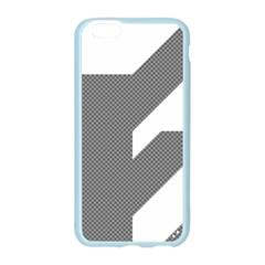 Gradient Base Apple Seamless iPhone 6/6S Case (Color)