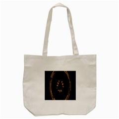 Geometry Interfaces Deus Ex Human Revolution Deus Ex Penrose Triangle Tote Bag (cream)