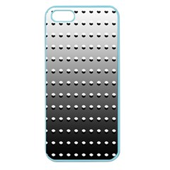 Gradient Oval Pattern Apple Seamless iPhone 5 Case (Color)