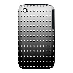 Gradient Oval Pattern iPhone 3S/3GS