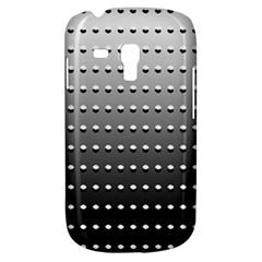 Gradient Oval Pattern Galaxy S3 Mini