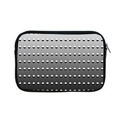Gradient Oval Pattern Apple iPad Mini Zipper Cases