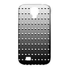 Gradient Oval Pattern Samsung Galaxy S4 Classic Hardshell Case (PC+Silicone)