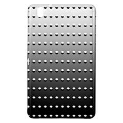 Gradient Oval Pattern Samsung Galaxy Tab Pro 8.4 Hardshell Case
