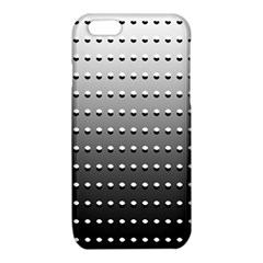 Gradient Oval Pattern iPhone 6/6S TPU Case