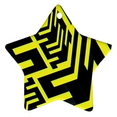 Pattern Abstract Ornament (Star)