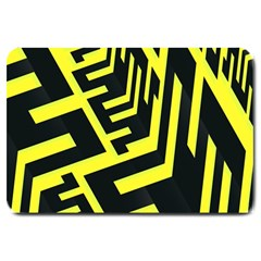 Pattern Abstract Large Doormat