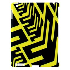 Pattern Abstract Apple Ipad 3/4 Hardshell Case (compatible With Smart Cover)