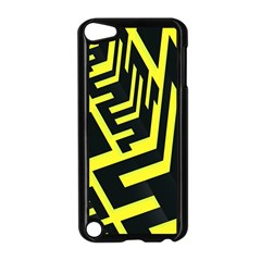 Pattern Abstract Apple iPod Touch 5 Case (Black)
