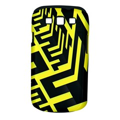 Pattern Abstract Samsung Galaxy S III Classic Hardshell Case (PC+Silicone)