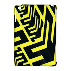 Pattern Abstract Apple iPad Mini Hardshell Case (Compatible with Smart Cover)
