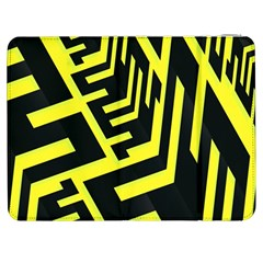 Pattern Abstract Samsung Galaxy Tab 7  P1000 Flip Case
