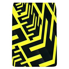 Pattern Abstract Flap Covers (S)