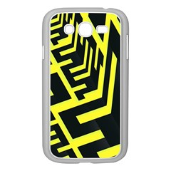 Pattern Abstract Samsung Galaxy Grand DUOS I9082 Case (White)