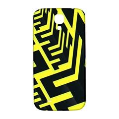 Pattern Abstract Samsung Galaxy S4 I9500/I9505  Hardshell Back Case