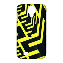Pattern Abstract Samsung Galaxy S4 Classic Hardshell Case (PC+Silicone)