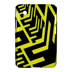 Pattern Abstract Samsung Galaxy Tab 2 (7 ) P3100 Hardshell Case