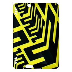 Pattern Abstract Kindle Fire HDX Hardshell Case