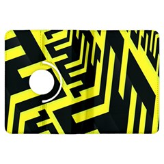 Pattern Abstract Kindle Fire HDX Flip 360 Case